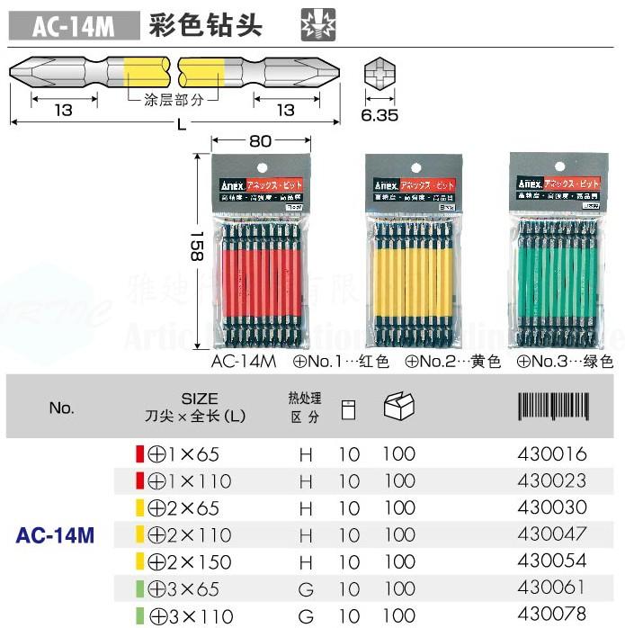 AC-14M Series