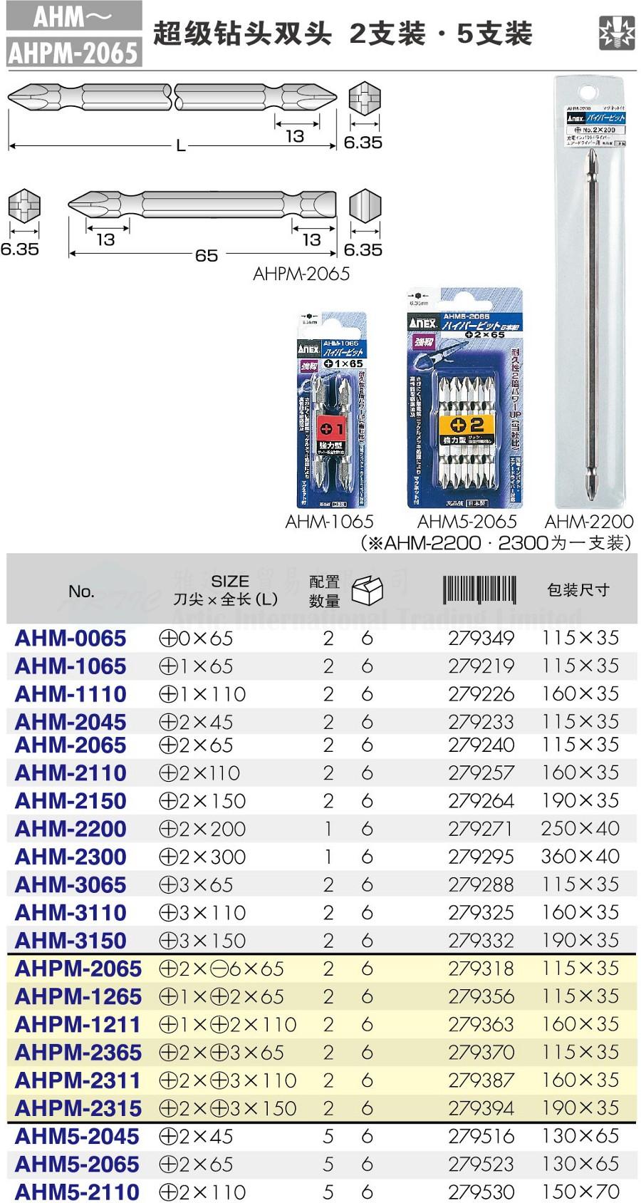 AHM~/AHM5/AHPM Series