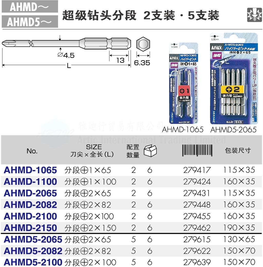 AHMD~/AHMD5 Series