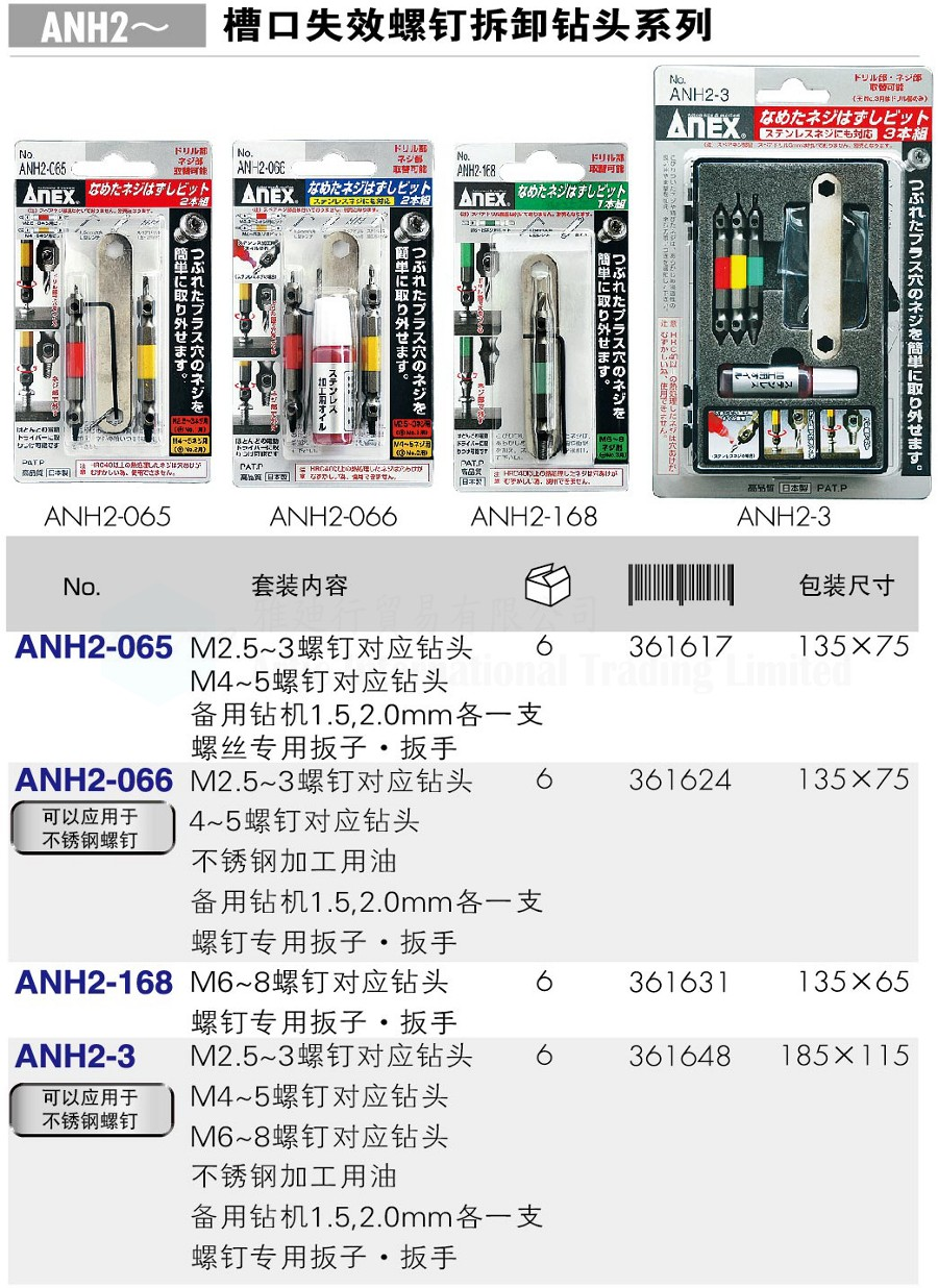 ANH2~ Series