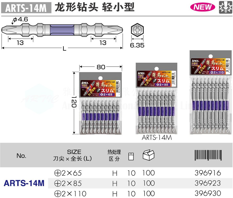 ARTS-14M